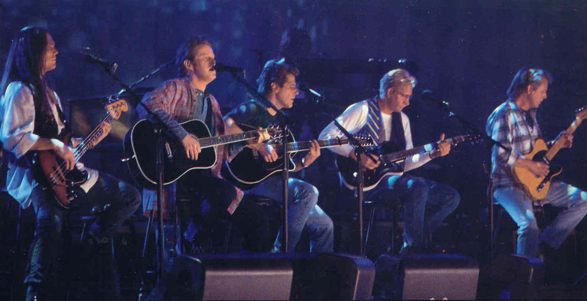 Don Henley And The Eagles Tour